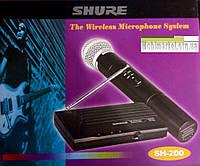 МІКРОФОН радіосистема SHURE SH-200