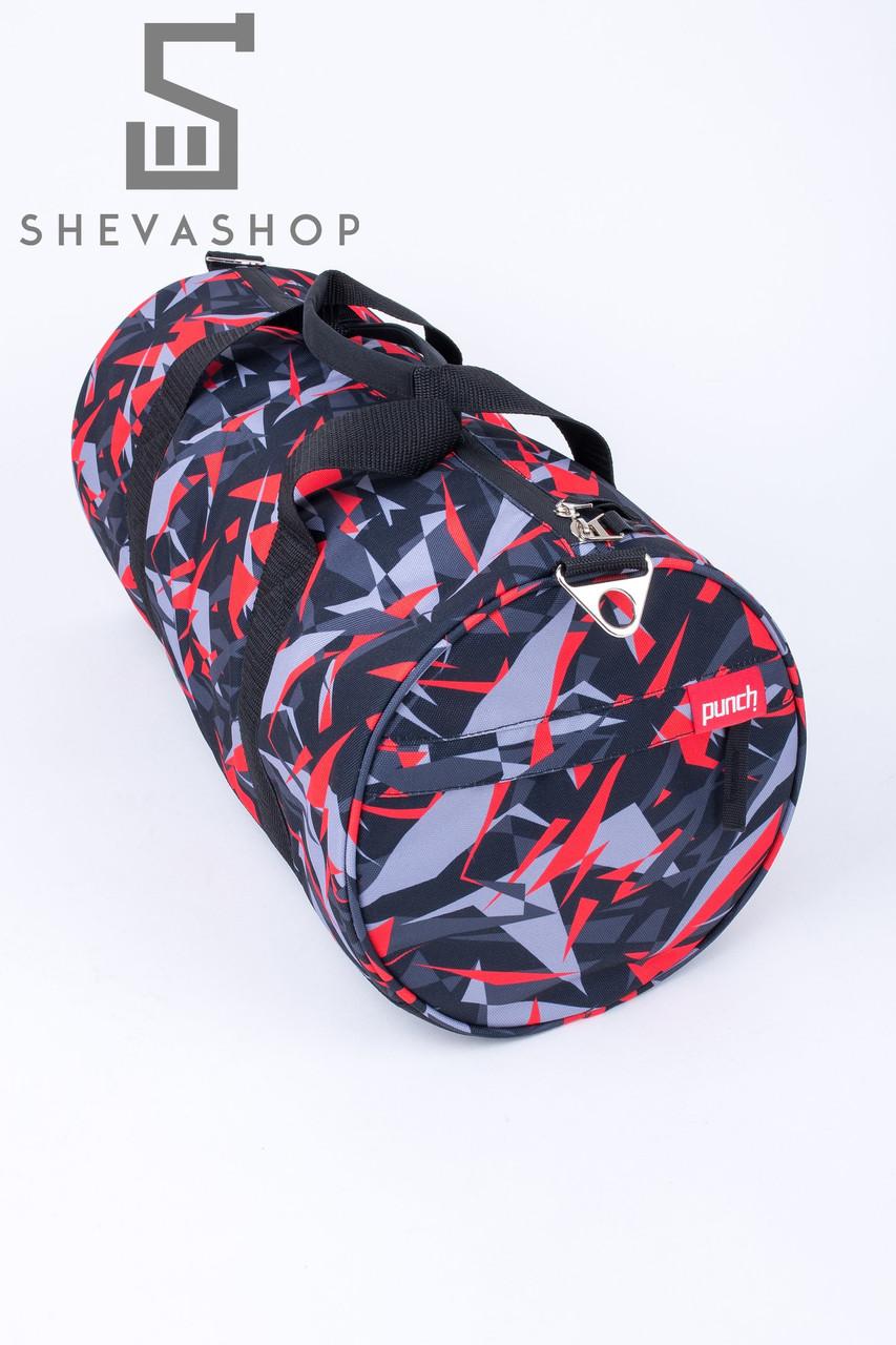Спортивная сумка Punch Barrel Prick красная, фото 1