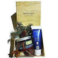 Средства для бритья Organique Подарочный набор Organique Pour Homme Set C 1808C 150 мл + 70 мл