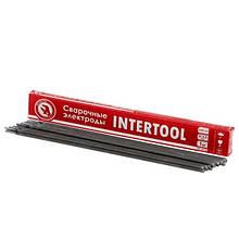Электроды сварочные, Ø 3 мм, уп. 1 кг. INTERTOOL EW-0310