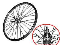 Заднее колесо велосипеда, горная втулка, диаметр 28. запчасти для велосипеда, интернет магазин