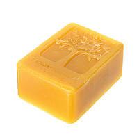 105g Органическая натуральная чистая желтая пчелиная восковая мебель для полировки Waxing Pad