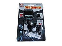 Велокомпьютер, велосипедный компьютер ТМ Jing Yi модель JY-128. запчасти для велосипедов интернет магазин