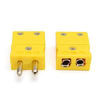 Стандартная комплектация K-Type Коннектор для мужчин и женщин F.Расширение термопары Провод