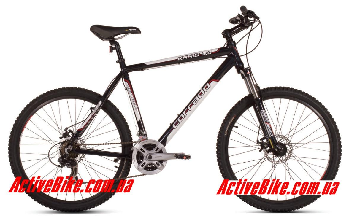 Велосипед горный Corrado Kanio 3.0 DB MTB.