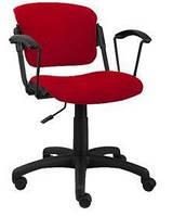 Офісне крісло для персоналу ЕРА БЛЕК ГТП