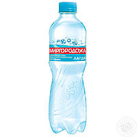 Минеральная вода Миргородская Лагидна природная негазированная пластиковая бутылка 500мл