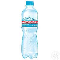 Минеральная вода Миргородская Лагидна природная негазированная пластиковая бутылка 750мл