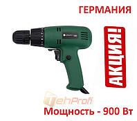 Шуруповерт сетевой Craft-Tec PXSD-101 900Вт