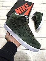Nike SB Dunk High Winter
