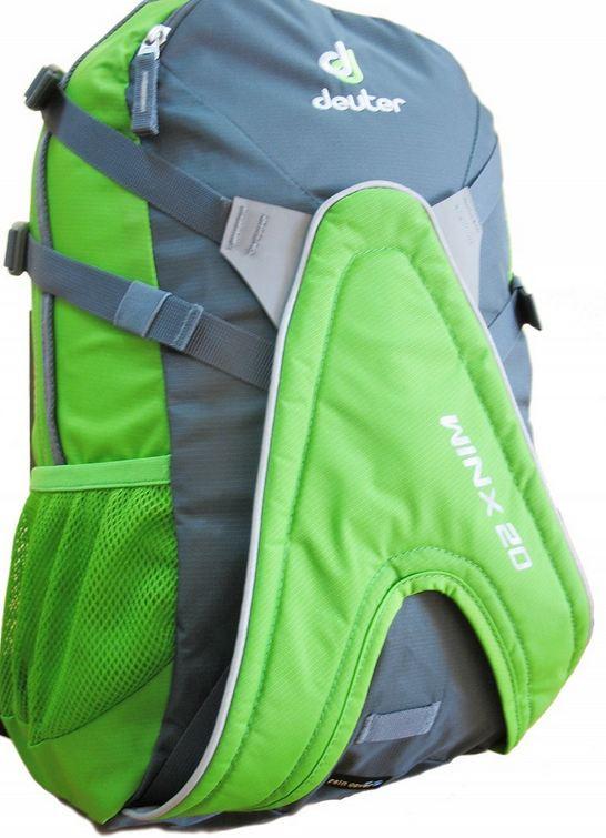 Рюкзак для роликов Deuter Winx. Городские и офисные рюкзаки.