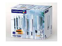 Набор рюмок 6шт * 50мл New York H5018 / 6194164 ТМ LUMINARC
