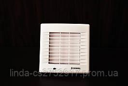 Вентилятор Polo 4 100 AZ, вентилятор с автоматическими жалюзями, вентилятор на шариковом подшипнике