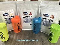 Протеин WPC 80 5 кг.за акційною ціною+шейкер!
