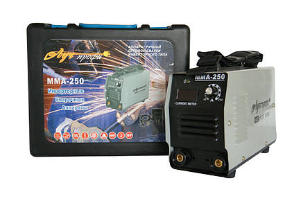 Сварочный инвертор Луч Профи ММА mini 250A(кейс), фото 2