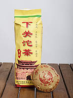 Китайский зелёный чай - Шен пуэр Сягуань  «Цзя Цзи» («Первый сорт»), 2015 г., 100 г