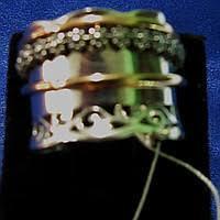 Жіночі срібні каблучки та перстні. Товары и услуги компании