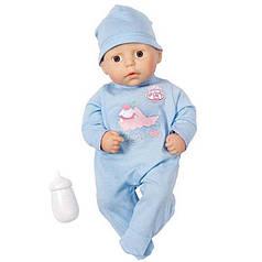 Оригинал. Мой первый малыш My first Brother Baby Annabell Zapf Creation 794456