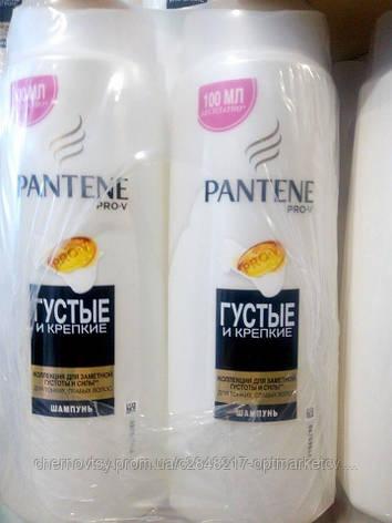 Шампунь Pantene Pro-V Густые и крепкие  600 мл , фото 2