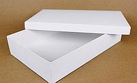 """Коробка """"Мега"""". Білого кольору"""