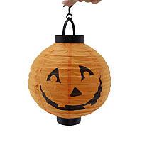 HalloweenPartyДомашнееукрашениеСветоваябумага Портативный фонарь Тыквенные огни Ужас Сцена игрушки