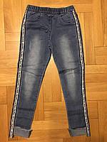 Джинсовые брюки для девочек оптом Grace 116-146 см, №.G80619