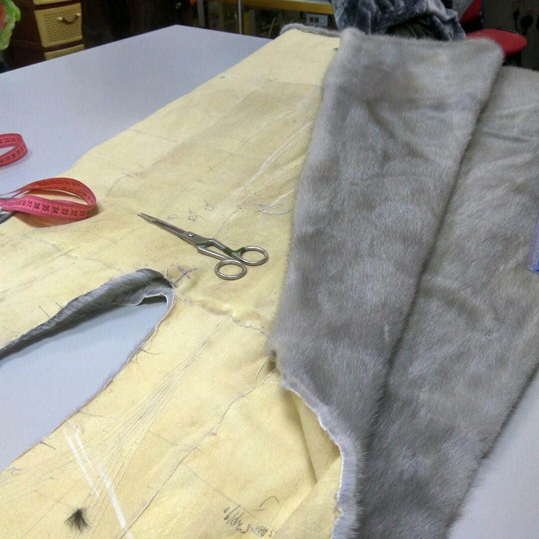 Меховое ателье черкассы, перешив шуб на новые модели, майстерня Олени Надточій