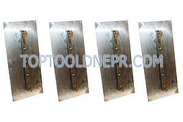 Ножи для затирочной машины HONKER М100, 1ком.4шт