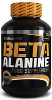 Аминокислоты BioTech Beta Alanine (120 caps)