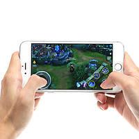Мини-тонкий сенсорный экран для мобильного телефона Аркадные джойстики для джойстика для планшета iPhone Android