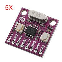 5Pcs CJMCU-508 PIC12F508 Совет по разработке микроконтроллеров