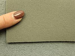 Автоткань оригинальная потолочная, цвет серый, на поролоне (Германия)