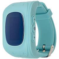 Дитячий смарт-годинник ERGO GPS Tracker Kid s K010 Blue 53da793a7b24f