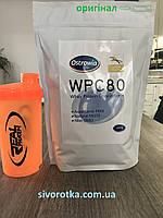 Протеин WPC 80 Milkiland Ostrowia Vanilla 1kg.+шейкер!