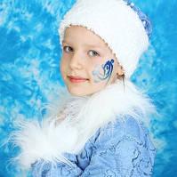 Как сшить костюм снегурочки: поэтапная инструкция