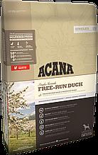 Корм Acana (Акана) Singles FREE-RUN DUCK для собак всех пород на всех стадиях жизни, с уткой 6 кг