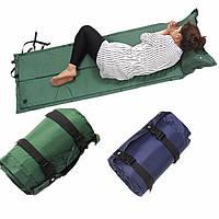 IPRee®183x60x2.5cmСамонадувающийсявоздушныйматрацКемпинг Влагонепроницаемый коврик для спального мешка