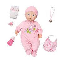Оригинал. Кукла с мимикой 46 см Baby Annabell Zapf Creation 794401
