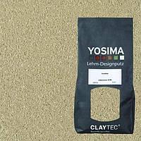 Декоративная штукатурка YOSIMA GR 0 зеленый 2 кг