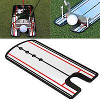 IPRee® Golf, устанавливающий зеркало для коррекции положения, тренировочный тренинг для подводки для глаз Инструмент