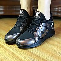 Кроссовки женские,кроссовки черные женские,кроссовки спортивные женские
