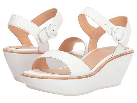 Туфли на каблуке (Оригинал) Camper Damas - 21923 White, фото 2