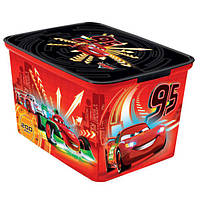 Ящик для хранения 23л Deco`s CARS AMSTERDAM