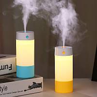 Loskii-LH630 USB Anti-сухой увлажнитель воздуха Mute Ночной свет Аромат ультразвуковой Диффузор Air Туман Maker