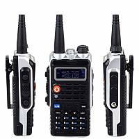BAOFENG UV82 PLUS VHF/UHF Dual Стандарты Walkie Talkie Двухсторонний Радио FM-приемопередатчик с фонариком