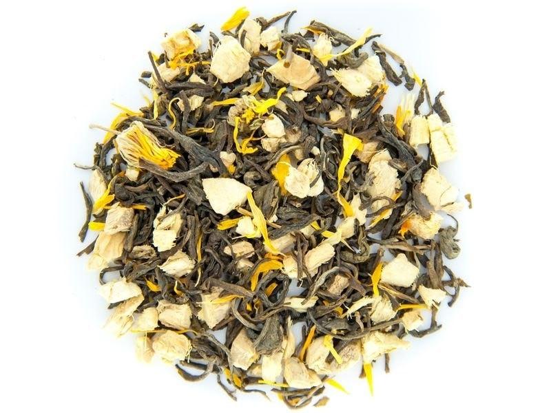 Чай Имбирный зеленый 100 г