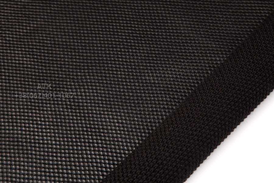 Кожа одежная DoubleFace черная