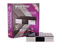 "Т2 ресивер Premium (WIFIYoutube) ""WORLD VISION"""
