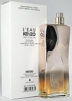 Kenzo L`Eau Kenzo Intense Pour Femme парфюмированная вода 100 ml. (Тестер Кензо Л`Еау Кензо Интенс Пур Фемме)