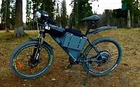 Электровелосипед SkyTech 1000W